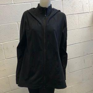 Lululemon black jacket, sz 10, 62039